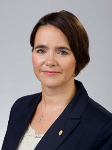 Veresné Novák Katalin. kép: kormany.hu