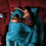 Babavárás alvás