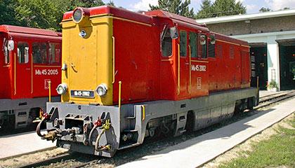 Mk45,2002  mozdony